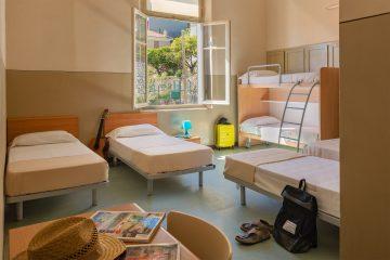 Camera da 6 posti letto | Colonia Marina di Bra - Casa Vacanze Laigueglia